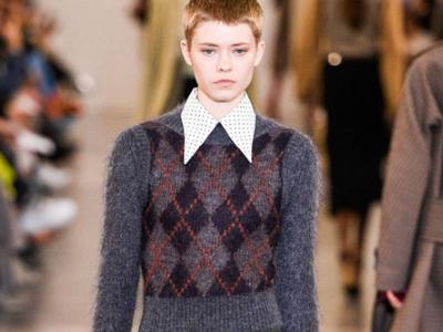 """全世界女人都想要的""""衣橱"""",Victoria Beckham 2019秋冬伦敦时装秀"""